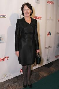 Fiona Shaw at the Third Annual Oscar Wilde: Honoring The Irish in Film reception.