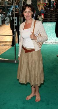 Fiona Shaw at the European premiere of