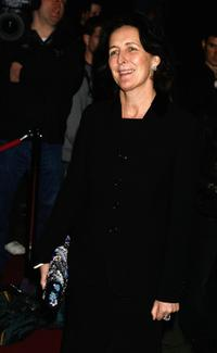 Fiona Shaw at the Laurence Olivier Awards.
