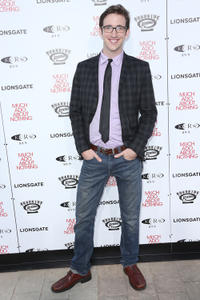 Brian McElhaney at the California premiere of