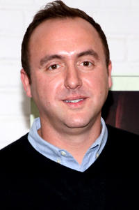 Nicolas Gonda at the New York screening of