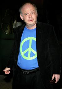 Wallace Shawn at the opening night of