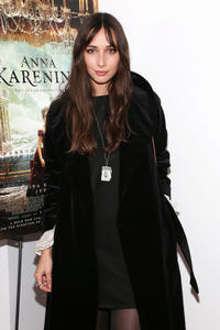 Rebecca Dayan at the New York Special Screening of