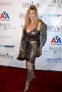 Rhonda Shear at the 3rd Annual Saturday Night Spectacular.