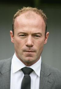 Alan Shearer at the Newcastle United v Chelsea - Premier League.