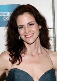 Ally Sheedy at the premiere of