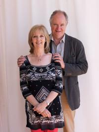 Ruth Sheen and Jim Broadbent at the 63rd Annual Cannes Film Festival.