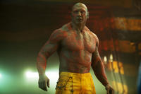 David Bautista as Drax the Destroyer in