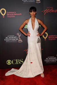 Denise Vasi at the 38th Annual Daytime Entertainment Emmy Awards in Nevada.