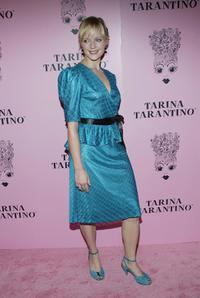 Marley Shelton at the Tarina Tarantino Store Opening Party.