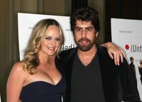 Marley Shelton and Adam Goldberg at the California premiere of