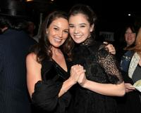 Diane Lane and Hailee Steinfeld at the after party of the screening of