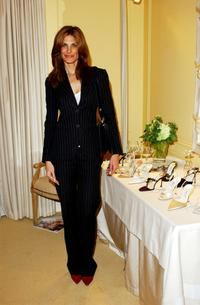 Hilary Shepard at the Jimmy Choo annual Oscar / Collection Preview Tea.