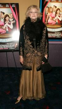Suzanne Shepherd at the New York premiere of