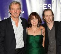 Jamey Sheridan, Bette Gordon and Steve Buscemi at the premiere of