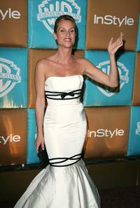 Nicollette Sheridan at the In Style Magazine and Warner Bros. Studios Golden Globe After Party.
