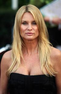 Nicollette Sheridan at the 14th Screen Actors Guild Awards.
