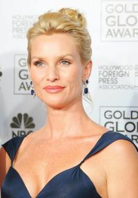 Nicollette Sheridan at the 63rd Annual Golden Globe Awards.