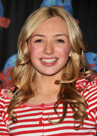 Peyton Roi List at the Planet Hollywood Times Square in New York.