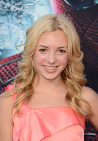Peyton Roi List at the California premiere of