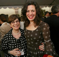 Fran Mazarella and Jacqueline Mazarella at the VIP Reception during the 6th Annual Comedy For A Cure.
