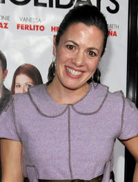 Jacqueline Mazarella at the red carpet of the California premiere of