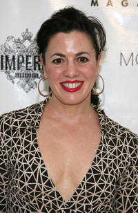 Jacqueline Mazarella at the Los Angeles Confidential Pre-Oscar Luncheon in California.