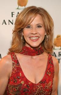 Linda Blair at the Farm Sanctuary Gala 2004.