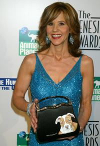 Linda Blair at the 19th Annual Genesis Awards.