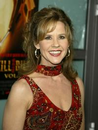 Linda Blair at the Hollywood premiere of
