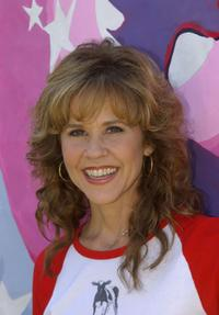 Linda Blair at the 3rd Annual Worldfest.