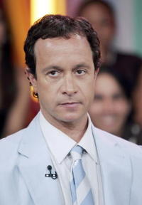 Pauly Shore at the MTV's Total Request Live.
