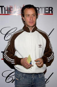 Pauly Shore at the Jason Davis, Chopard and the Hollywood Reporter's