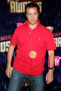 Pauly Shore at the 2007 MTV Video Music Awards.