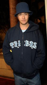 Pauly Shore at the premiere of