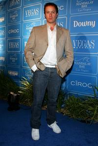 Pauly Shore at the fourth anniversary party of Vegas Magazine during the closing night of the CineVegas film festival.