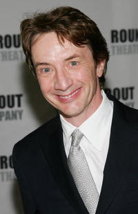 Martin Short at the Roundabout Theatre Company's Spring Gala.