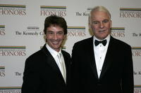 Martin Short and Steve Martin at the 30th Kennedy Center Honors artists' dinner.