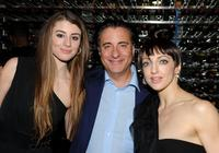 Dominik Garcia-Lorido, Andy Garcia and Lorena Feijoo at the after party of the premiere of