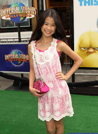 Tiffany Espensen at the California premiere of