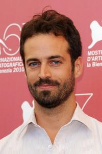 Benjamin Millepied at the photocall of