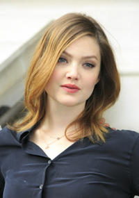 Holliday Grainger at the photocall of
