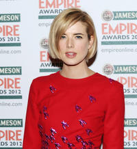 Agyness Deyn at the 2012 Jameson Empire Awards in London.