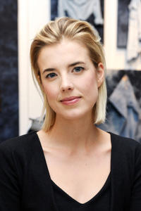 Agyness Deyn at the Guess Portrait Studio during the day 3 of 2012 Toronto International Film Festival Canada.