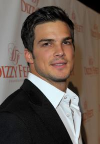 Rick Malambri at the Dizzy Feet Foundation's Inaugural Celebration of Dance.
