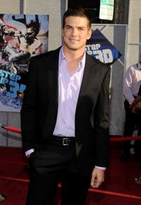 Rick Malambri at the world premiere of
