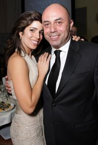 Ana Ortiz and Herbert Siguenza at the 11th Annual Impact Awards Gala.
