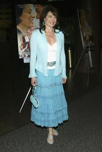 Cynthia Sikes at the premiere of