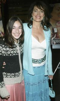 Jessica and Cynthia Sikes at the premiere of