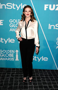 Ashley Bell at the Hollywood Foreign Press Association (HFPA) and InStyle presents